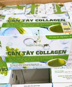 cần tây collagen