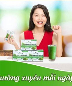 cần tây collagen giảm cân kháng mỡ