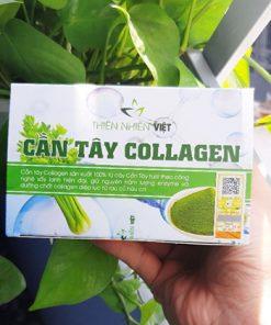 cần tây collagen thiên nhiên việt