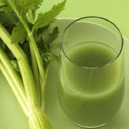 nước ép cần tây collagen