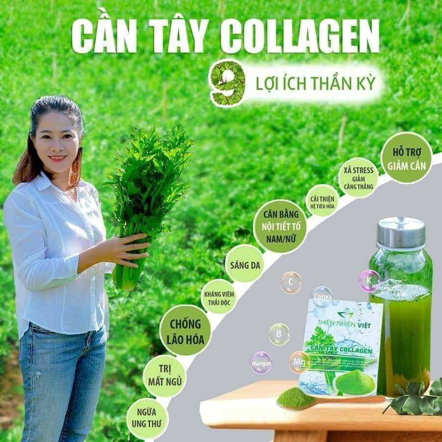 9 loi ich cua can tay collagen