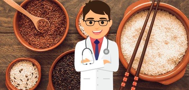 thực đơn 7 ngày sử dụng gạo lứt