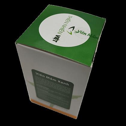 tác dụng của mầm xanh hữu cơ