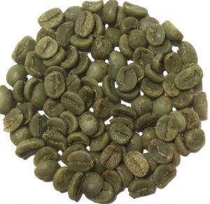 cà phê xanh