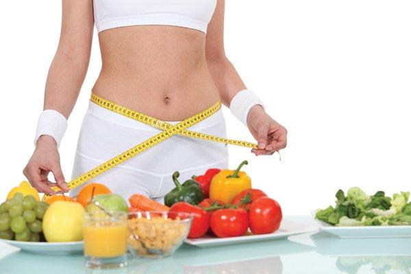 áp dụng đúng nguyên tắc giảm cân