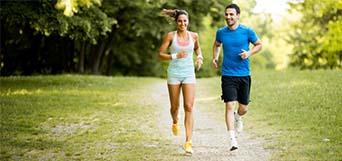 chạy bộ giúp tăng chiều cao