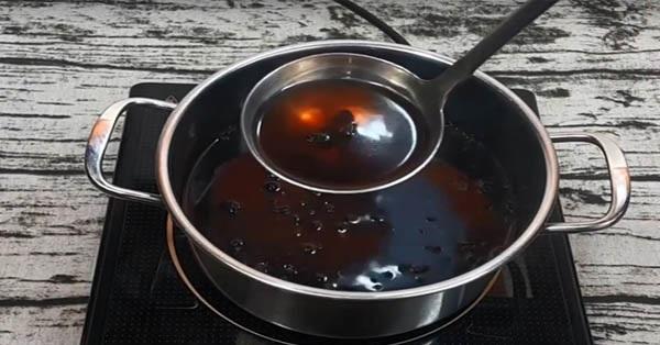 nước đỗ đen