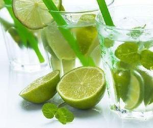 nước chanh tươi nguyên chất