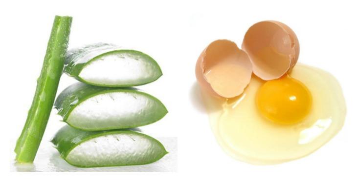 mặt nạ nha đam trứng