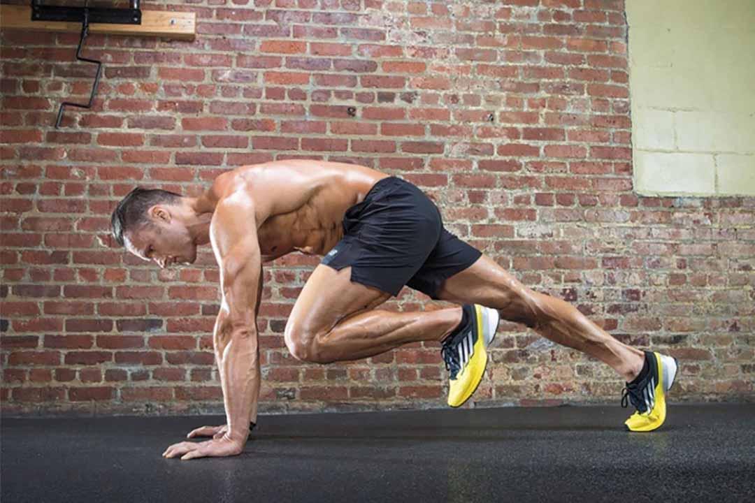tập thể dục toàn thân