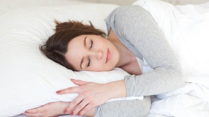 thói quen ngủ